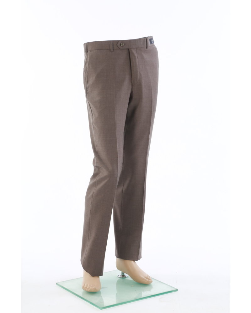 COPPLEY Modern Fit Light Brown Dress Pant