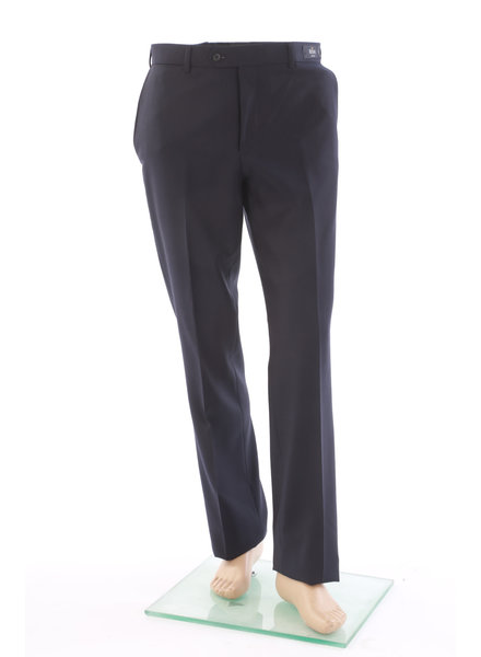 COPPLEY Modern Fit Navy Wool Dress Pant