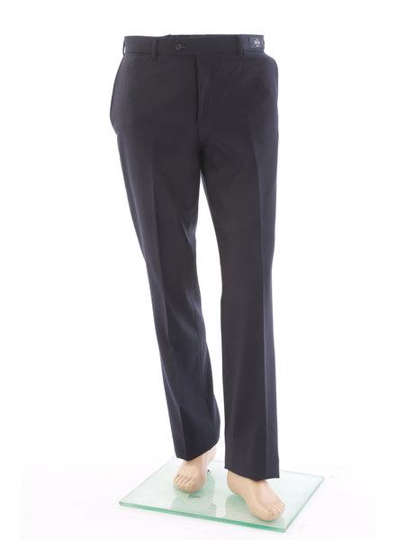 COPPLEY Modern Fit Navy Wool Dress Pant