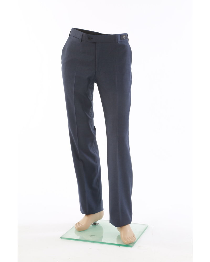 COPPLEY Modern Fit Mid Blue Dress Pant