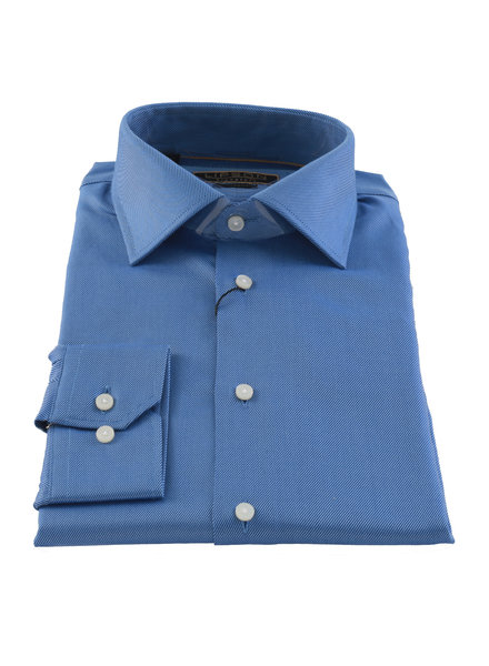 LIPSON Modern Fit Signature Solid Heavy Twill