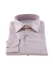 LIPSON Classic Fit Neat Pattern Shirt