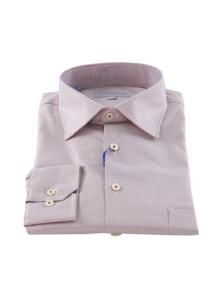 LIPSON Neat Pattern Shirt