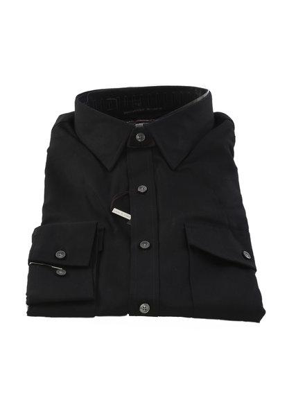 MICHAEL KORS Black 2 Pocket Shirt