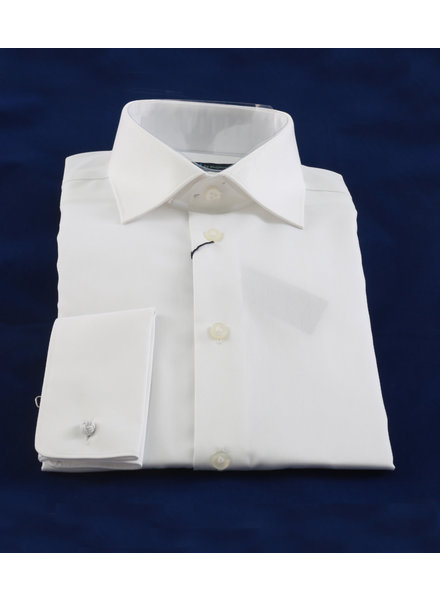 BLU BY POLIFRONI Modern Fit French Cuff Shirt