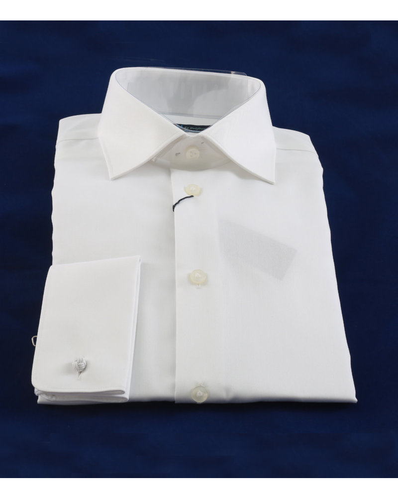 BLU BY POLIFRONI Modern Fit Wash and Wear FC Shirt