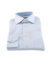 POLIFRONI Classic Fit Cotton Plain Shirt Non Iron