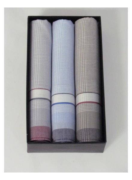 DION Handkerchiefs Plaid