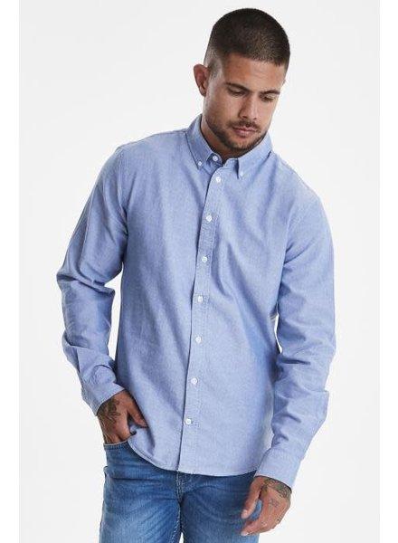 BLEND Plain Oxford LS Shirt