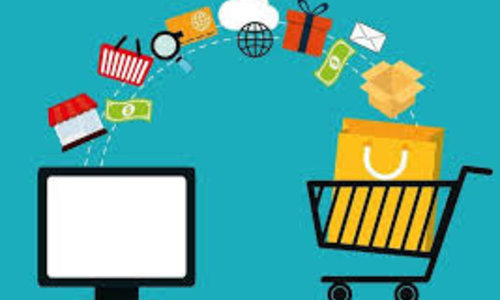 SHOPPING ONLINE verses IN-STORE