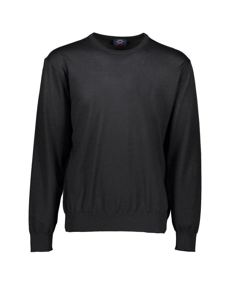 PAUL & SHARK Summer Wool Crewneck Sweater
