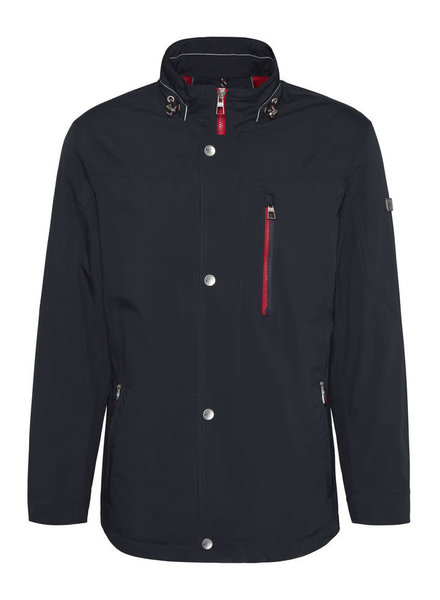 BUGATTI Navy Casual Coat