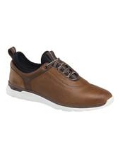 JOHNSTON & MURPHY Prentiss U-Throat Leather Shoe