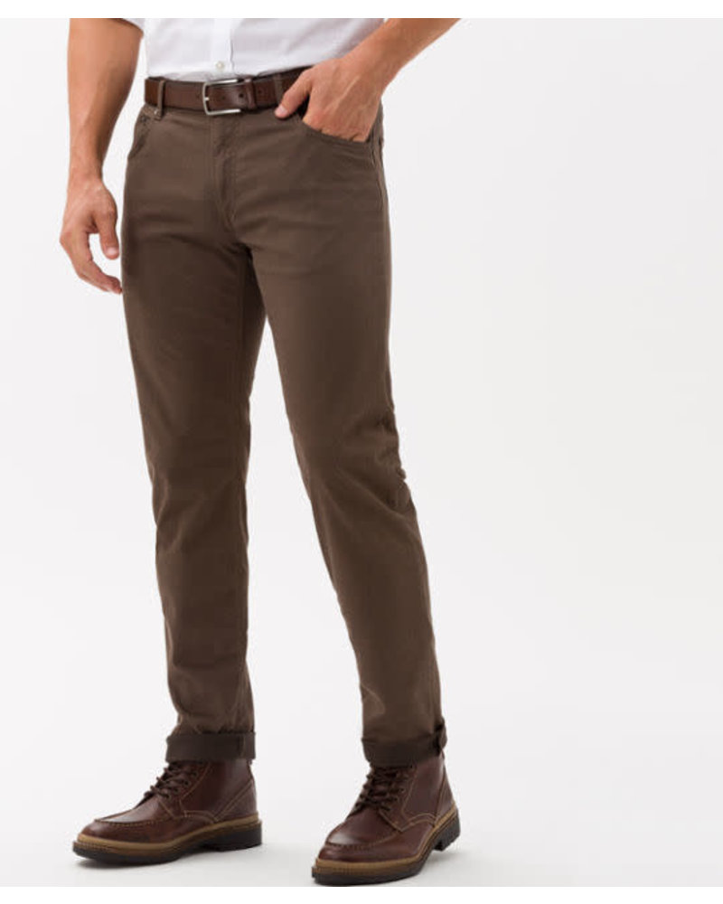 BRAX Slim Fit High Flex 5 Pocket Pant