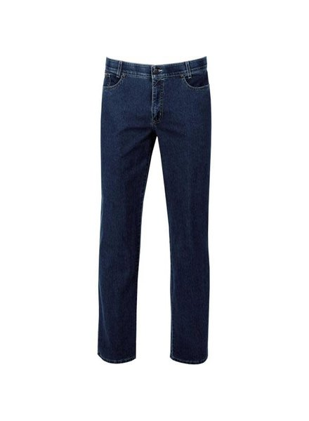MARCO Classic Fit Blue Stretch Denim