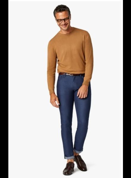 34 HERITAGE Slim Marine Reversed Twill Jean