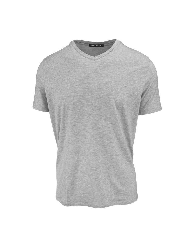 ROBERT BARAKETT McSween V Neck T Shirt