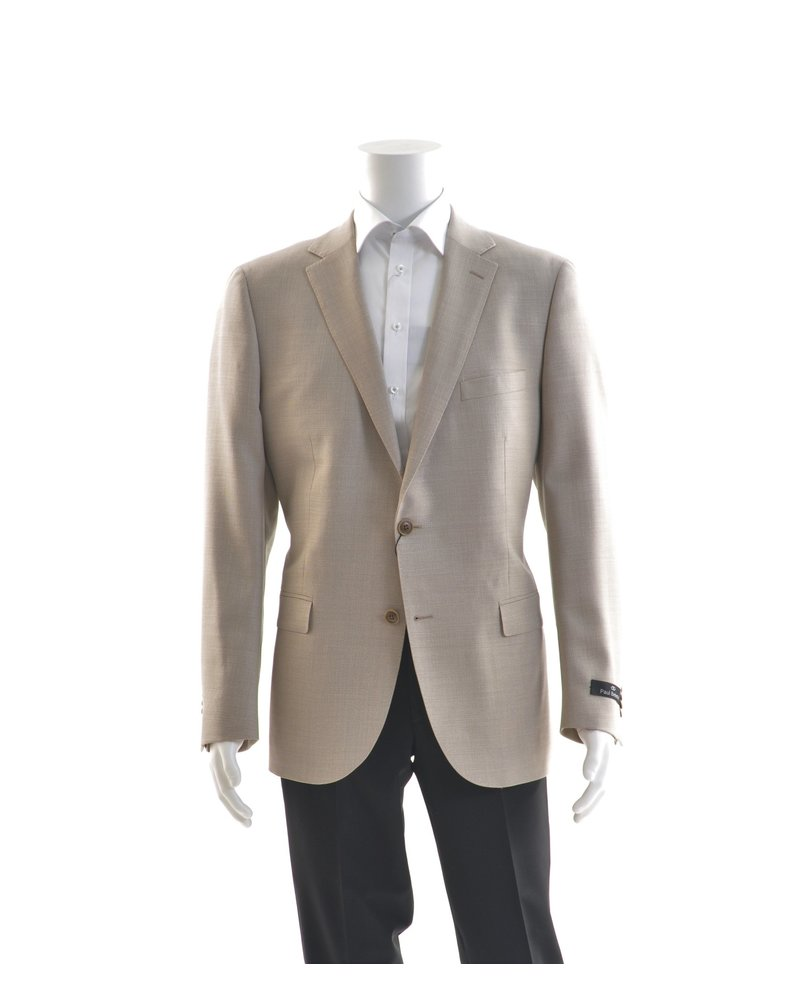 PAUL BETENLY Modern Fit Beige Sport Coat