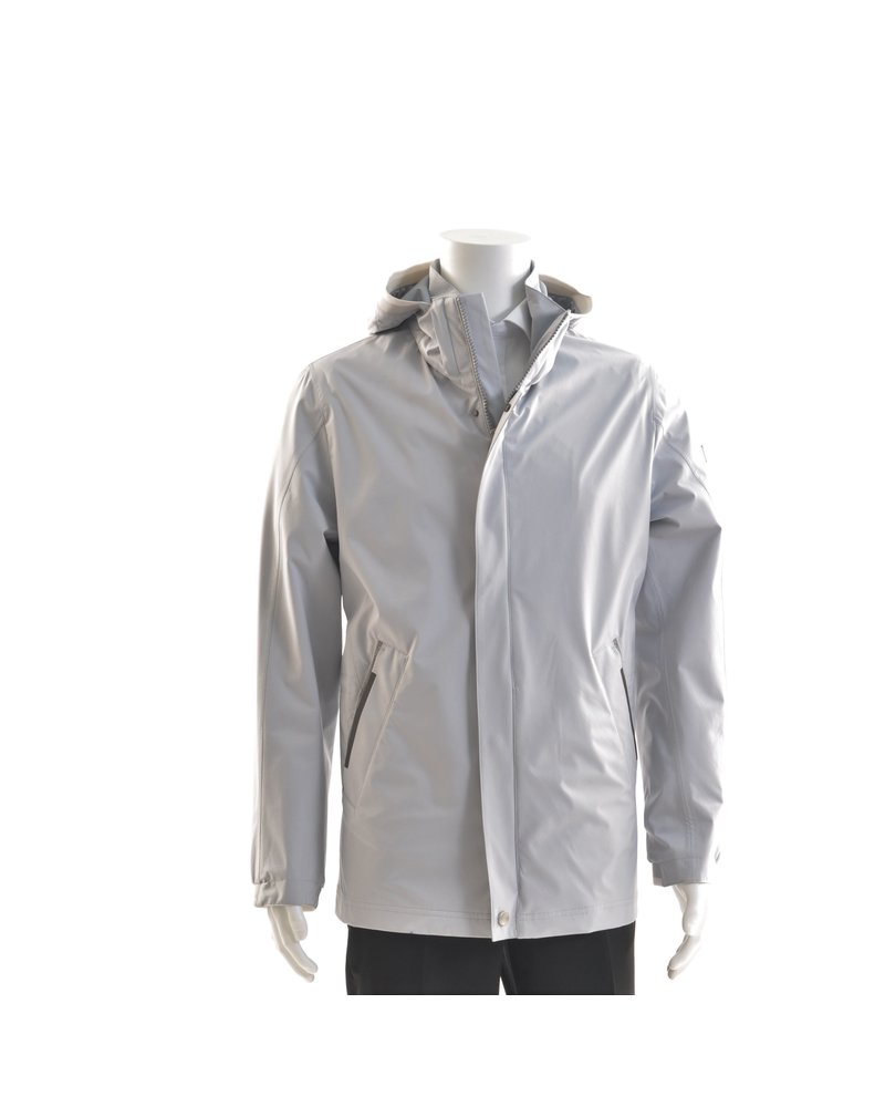 BUGATTI Light Grey  Rainseries Coat