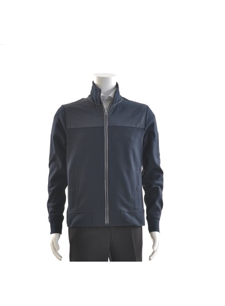 MICHAEL KORS Mixed Media Track Jacket