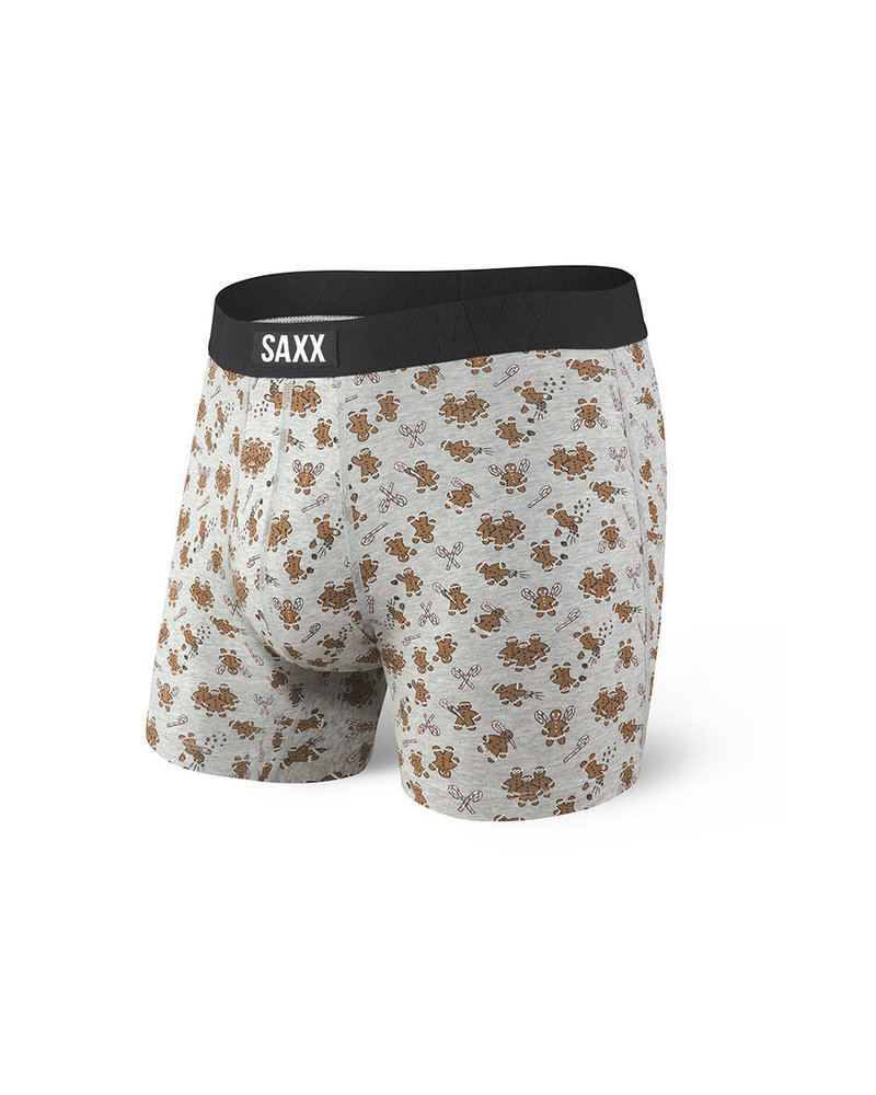 SAXX Undercover Ginger Bread Revenge Boxer Brief with Fly