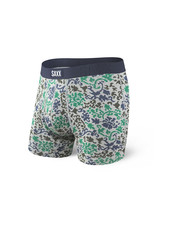 SAXX Undercover Green Digital Baroque Boxer Brief with Fly