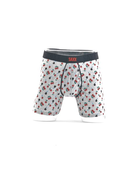 SAXX Undercover Cherry Bomb Boxer Brief No Fly