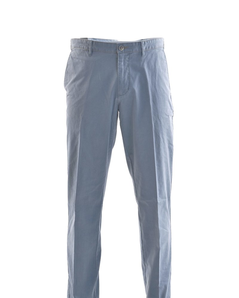 SUNWILL Modern Fit Stretch Pick Stitch Pant