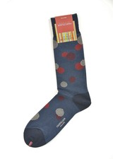 MARCOLIANI Pima Cotton Striped Balloons Socks