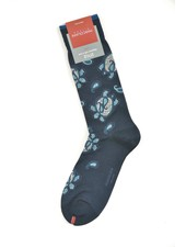 MARCOLIANI Pima Cotton Lisle Turtle Socks
