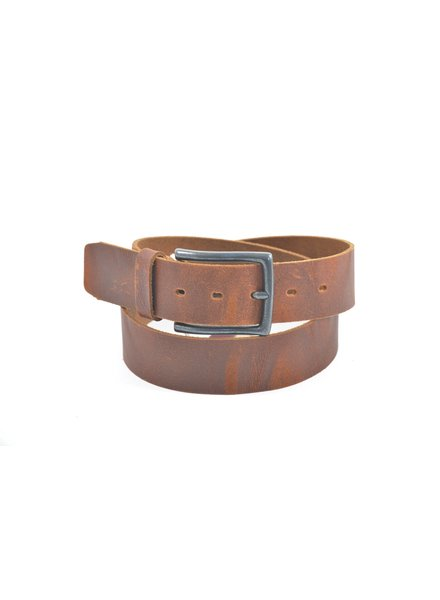 LLOYD Lloyd Leather Belt Cognac
