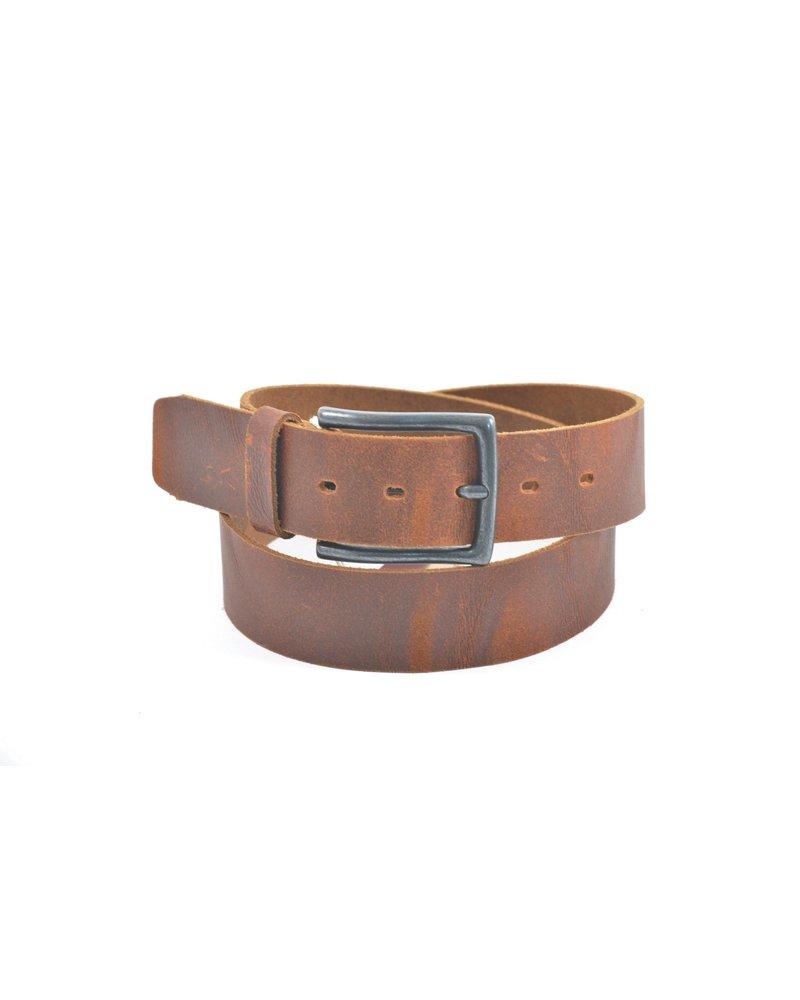 LLOYD Lloyd Leather Belt Cognac