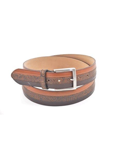 BENCHCRAFT Multi Patchwork Belt