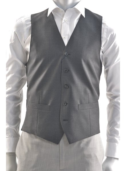 PAUL BETENLY Charcoal Vest