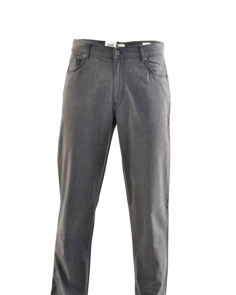 BRAX Modern Fit Two Tone 5 Pocket Pant