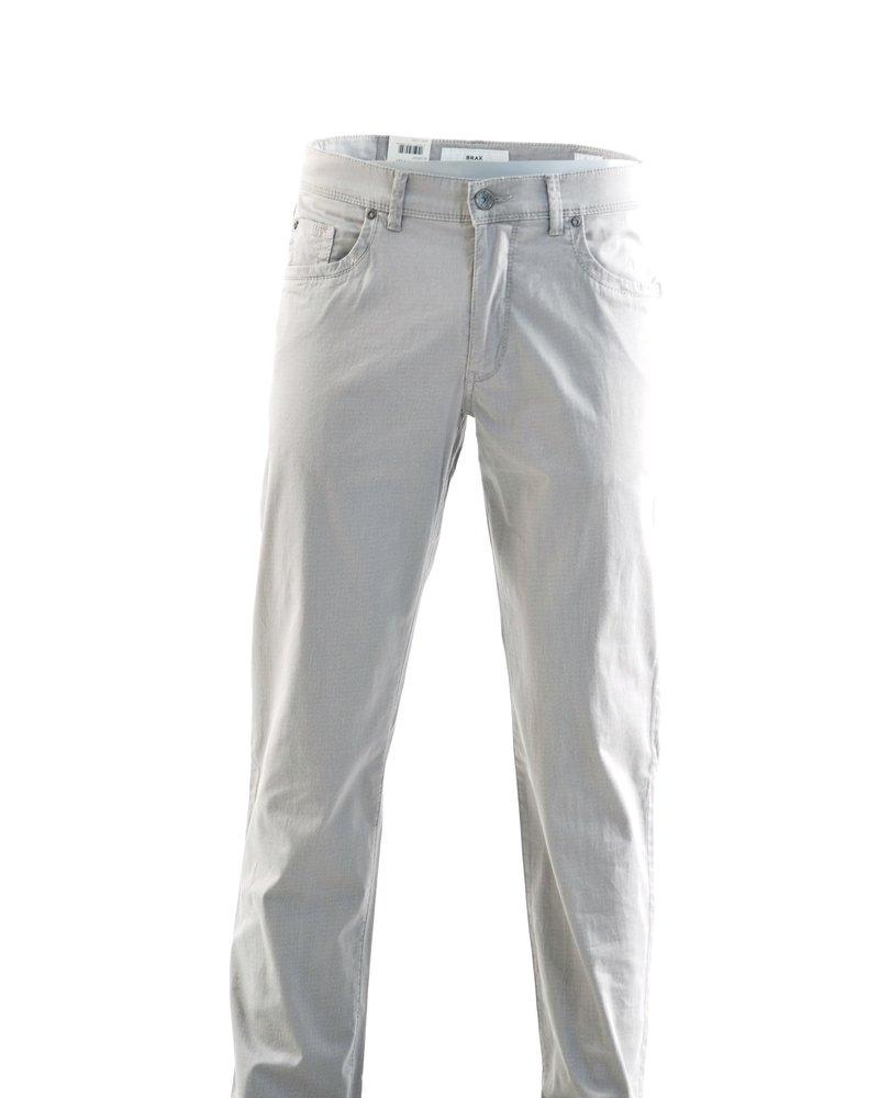 BRAX Modern Fit Ultralight Silver 5 Pocket Pant