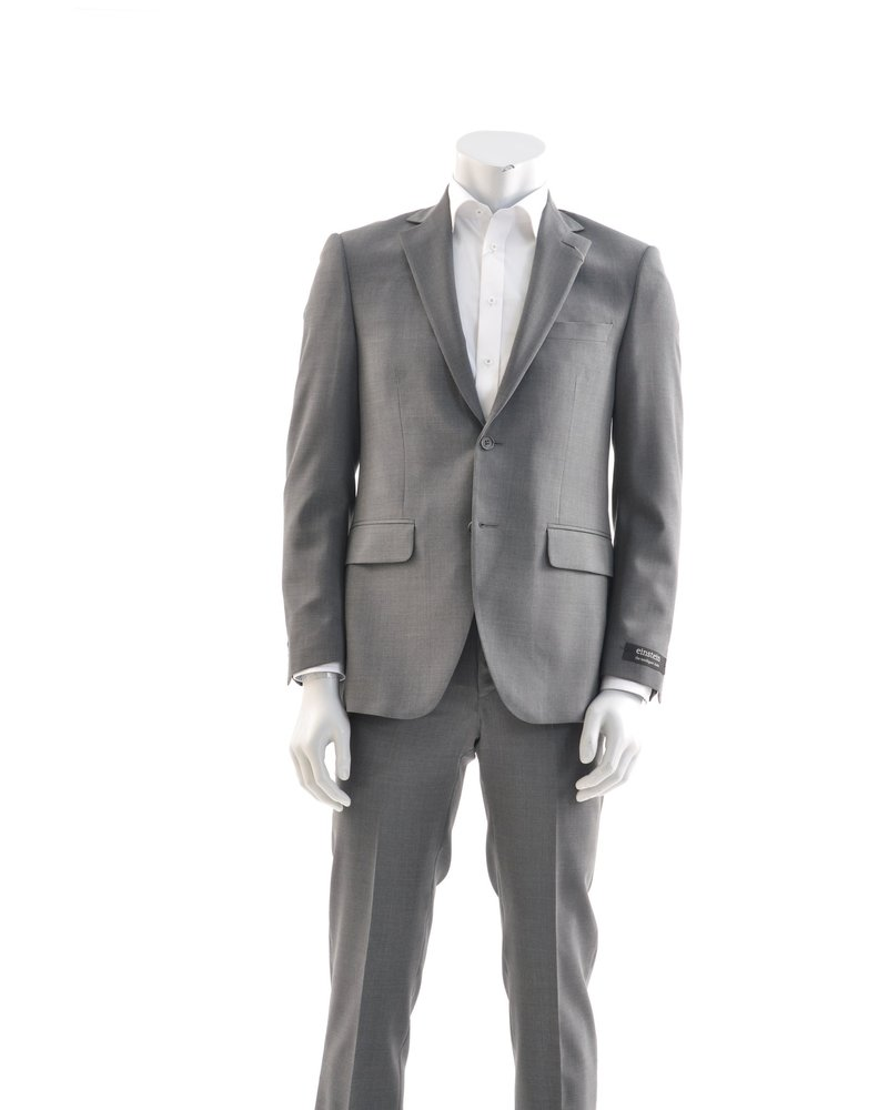 COPPLEY Modern Fit Mid Grey Suit