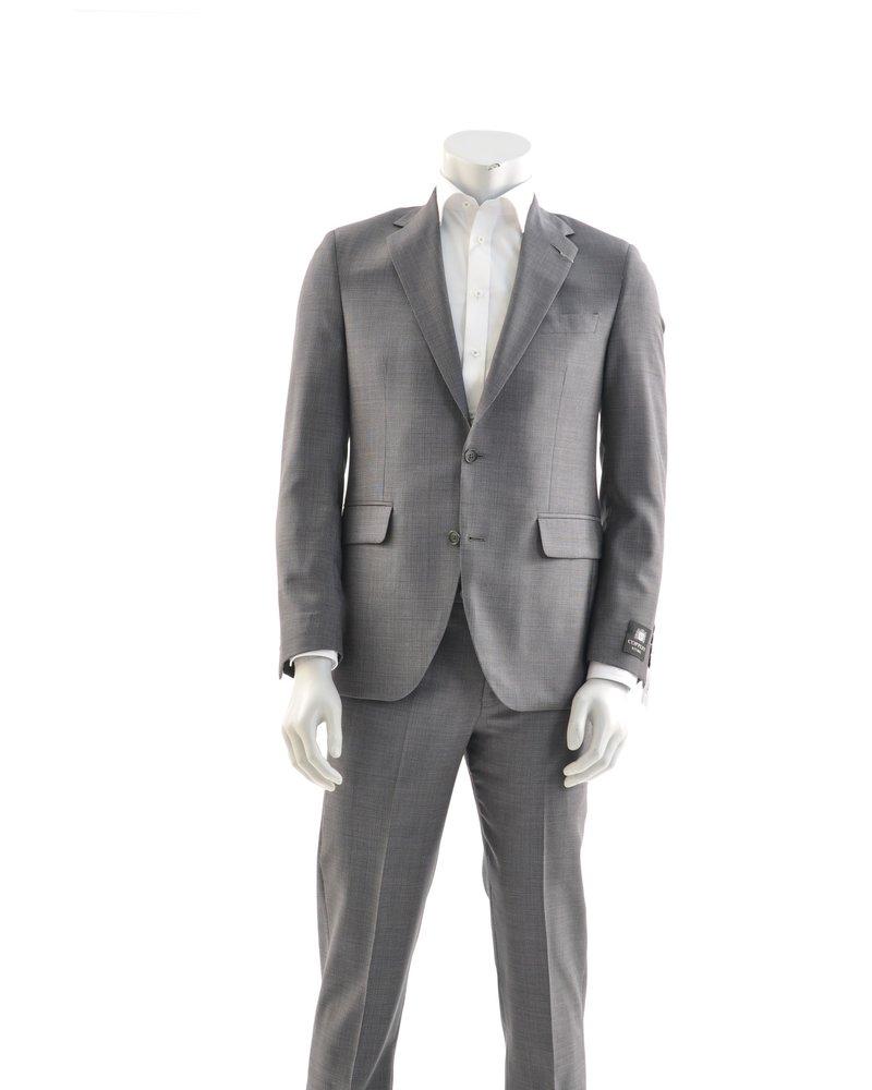 COPPLEY Slim Fit Mauve Neat Suit