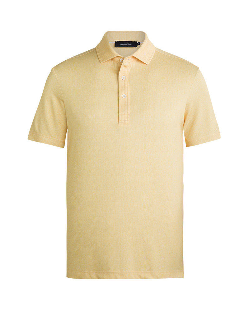 BUGATCHI UOMO Plain Soft Touch Polo