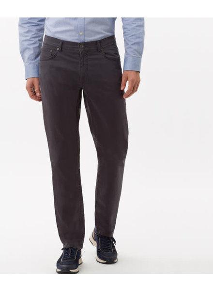 BRAX Modern Fit Mid Grey Marathon 5 Pocket Pant