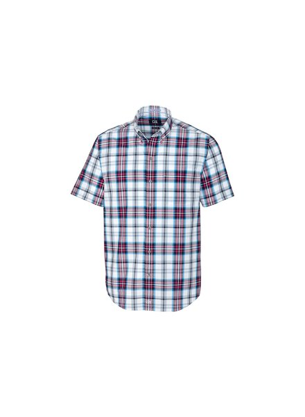 CUTTER & BUCK Classic Fit Free Nicolai Check Shirt