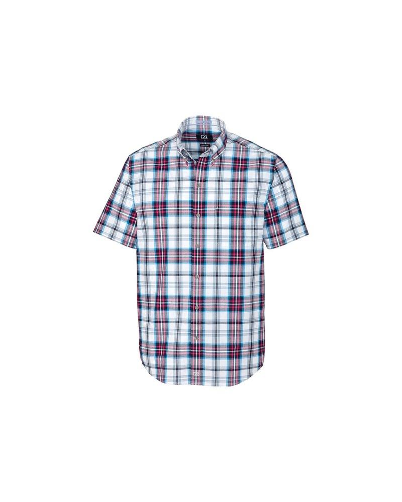 CUTTER & BUCK Classic Fit Free Nicolai Check Shirt