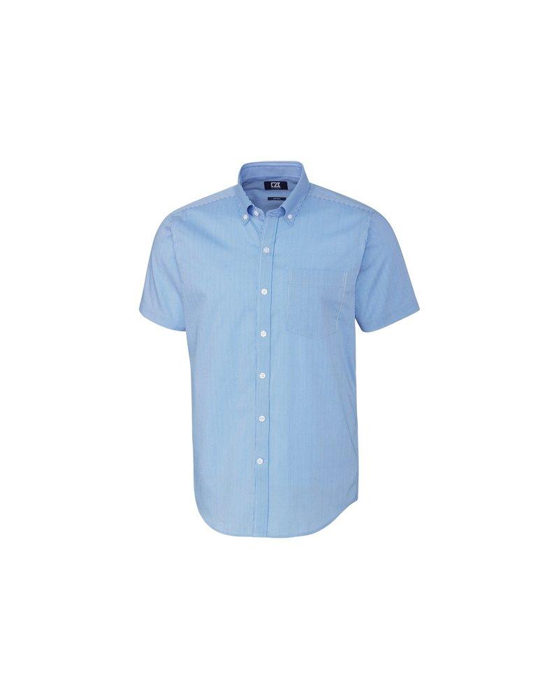 CUTTER & BUCK Classic Fit Rail Stripe Shirt