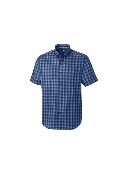 CUTTER & BUCK Classic Fremont Plaid Shirt
