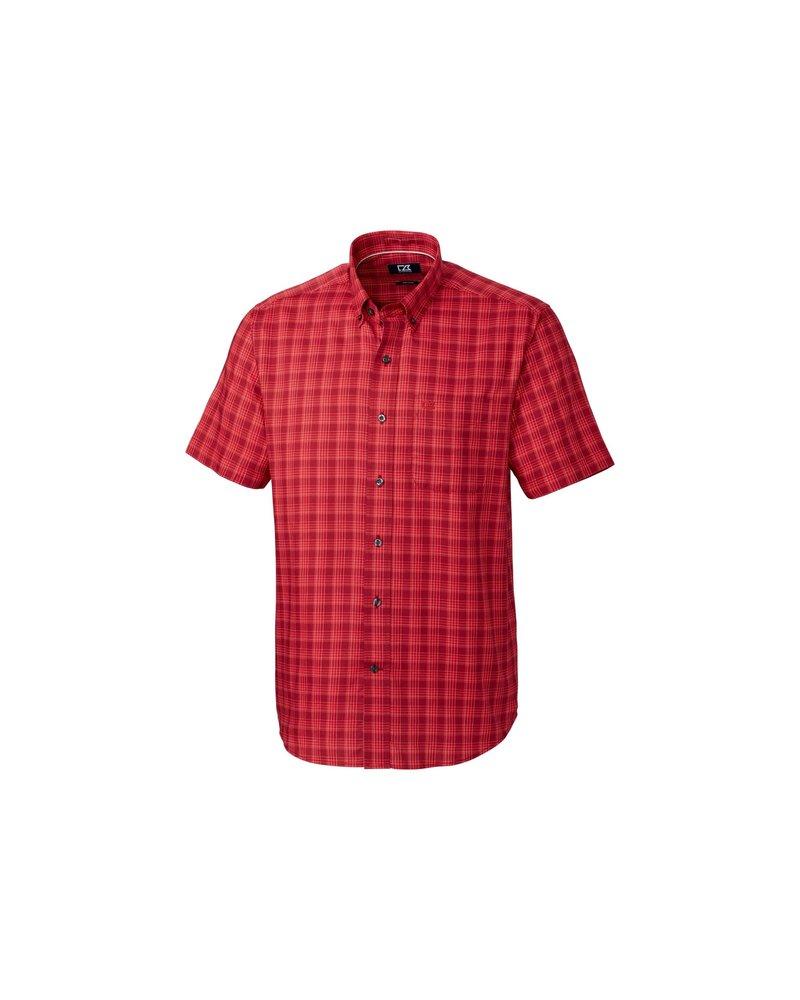 CUTTER & BUCK Classic Fremont Plaid Shirt