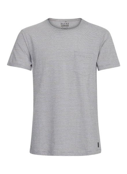 BLEND Tight Stripe T Shirt