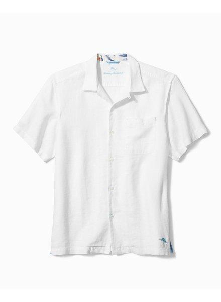 TOMMY BAHAMA Sea Glass Camp S/S Shirt