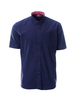 MARCO Classic Fit Navy with Red Stripe Shirt