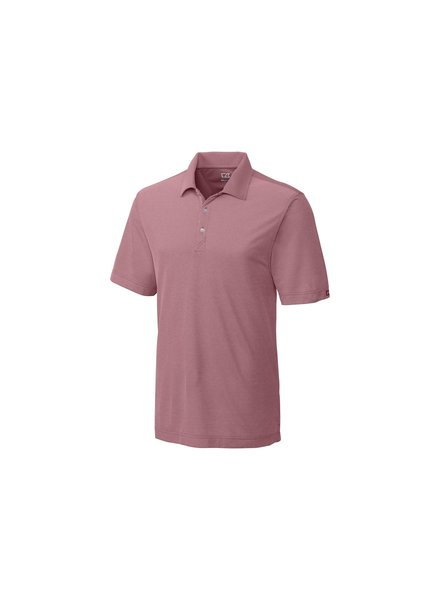 CUTTER & BUCK Plain Blaine Oxford Polo