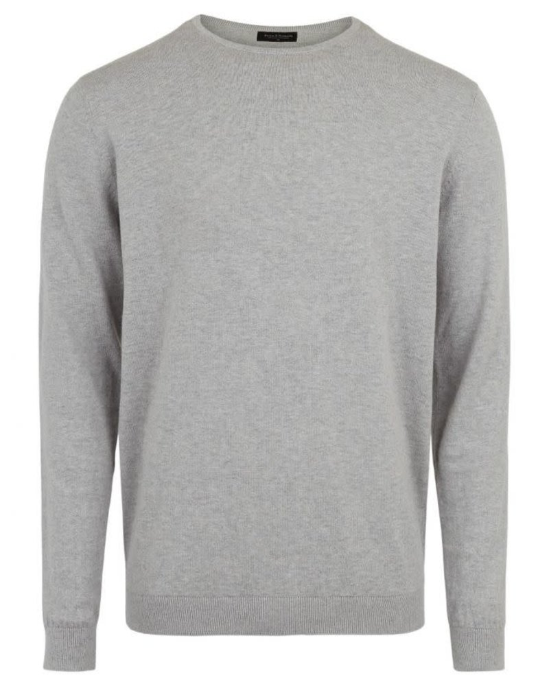 BRUUN & STENGADE Cotton Cashmere Blend Sweater